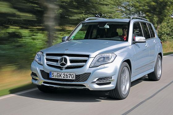 Mercedes GLK 250 BlueTEC