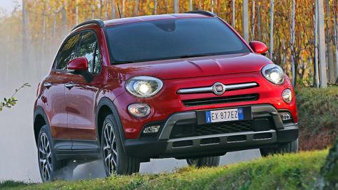 Fiat 500X (2015): Fahrbericht