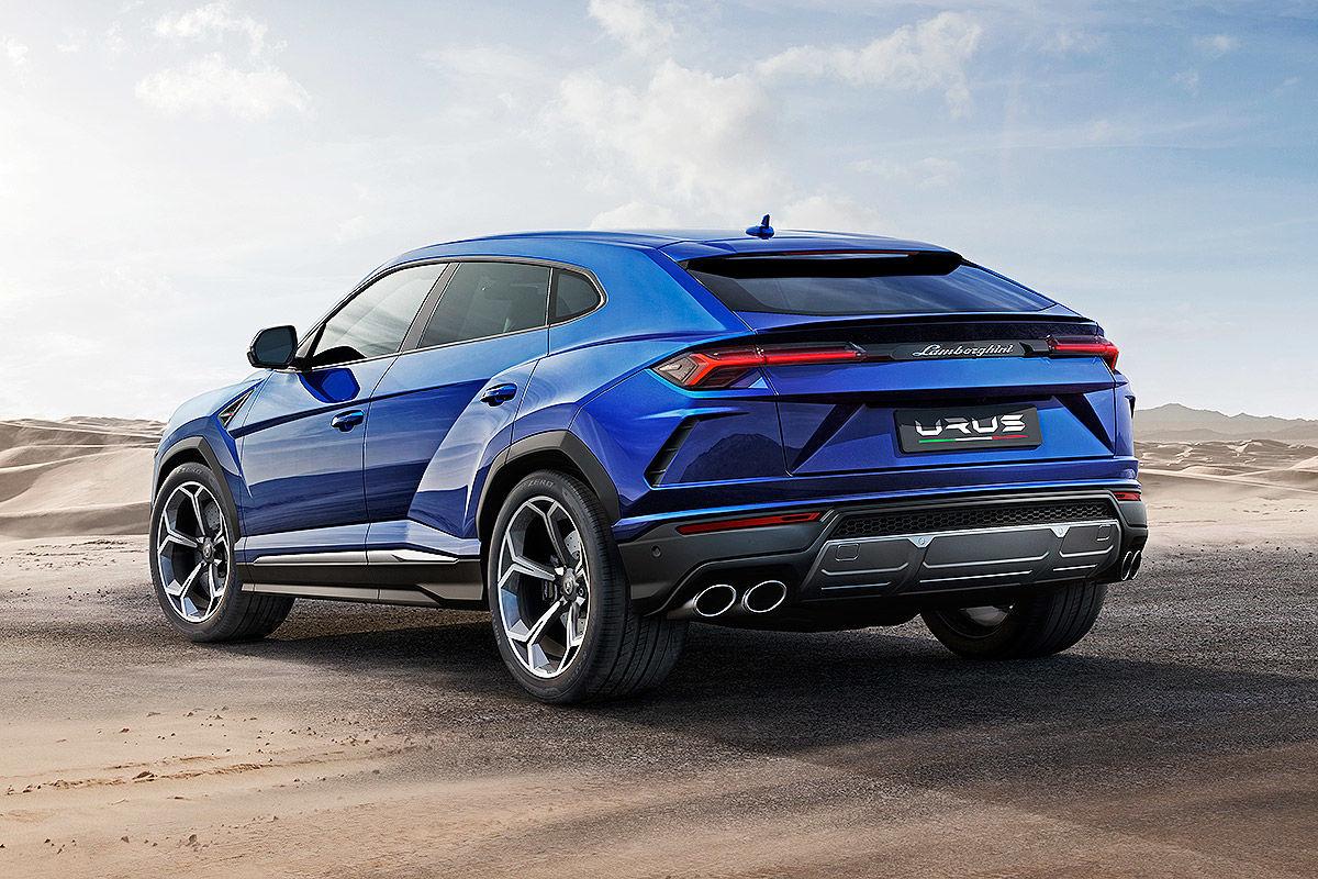 Lamborghini Urus (2018): Test
