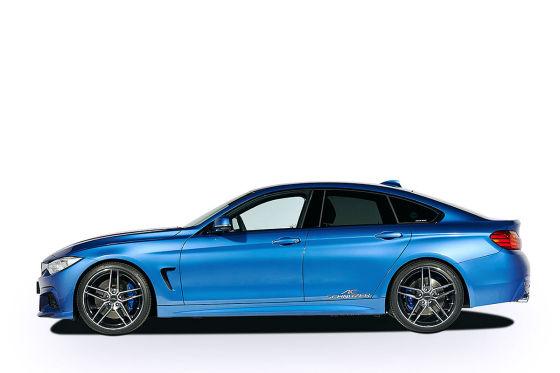 BMW 4er Gran Coupé Schnitzer