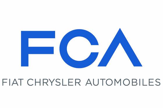 FCA  Fiat Chrysler Automobiles  Logo