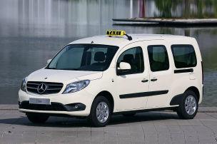 Mercedes Citan als Taxi