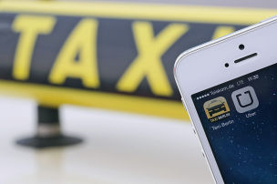 Uber wird Mitfahrzentrale