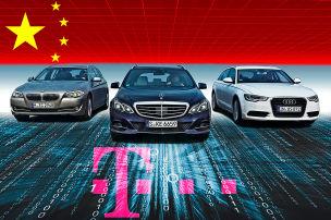 Mehr Vernetzung für China