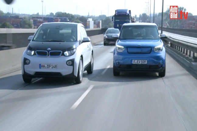 Video: BMW i3 vs. KIA Soul EV - autobild.de