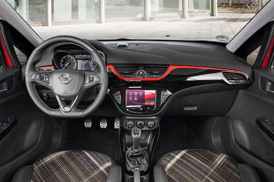 Opel Corsa OPC-Line-Paket - autobild.de