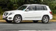 Mercedes GLK: Gebrauchtwagen-Test