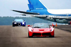 Veyron vs. LaFerrari