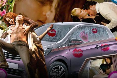 Sex im Auto: Die besten Stellungen