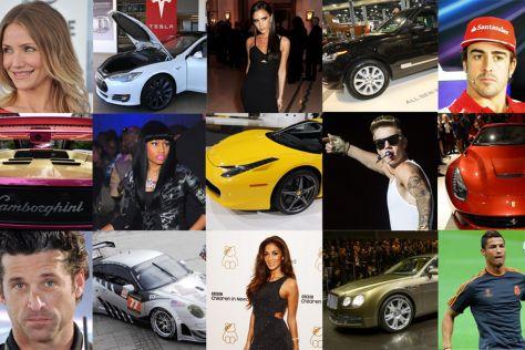 Die Autos der Stars