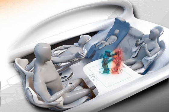 Auto-Bedienkonzepte im Jahr 2029