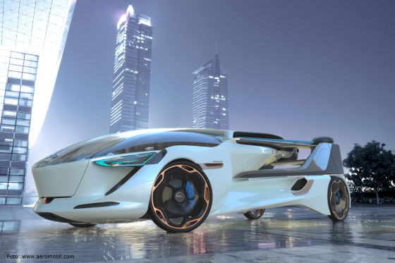 Audi, Daimler und Co planen Flug-Autos