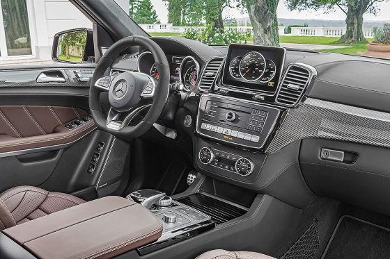 Das S-Klasse SUV
