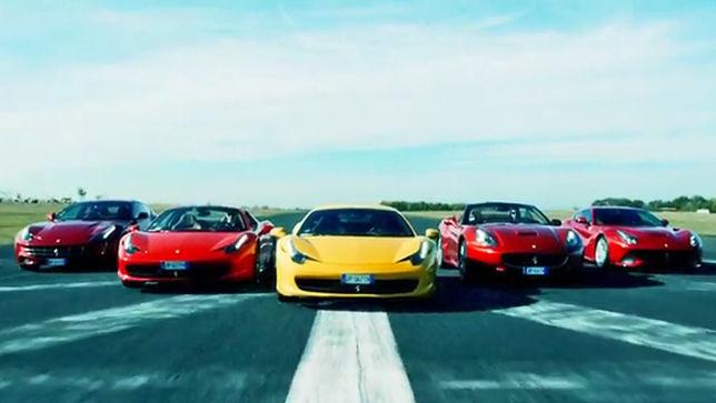 Ferrari fascination