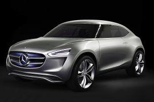 Der Mercedes von morgen