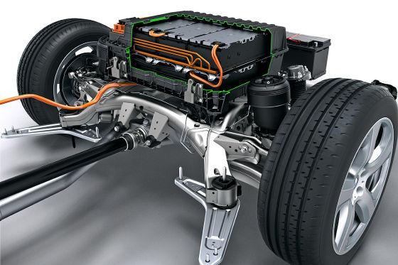 BMW X5 Plug-in-Hybidantrieb