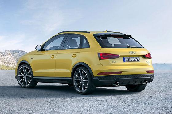 Alle Infos zum neuen Audi Q3