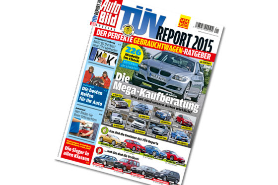 TÜV-Report 2015