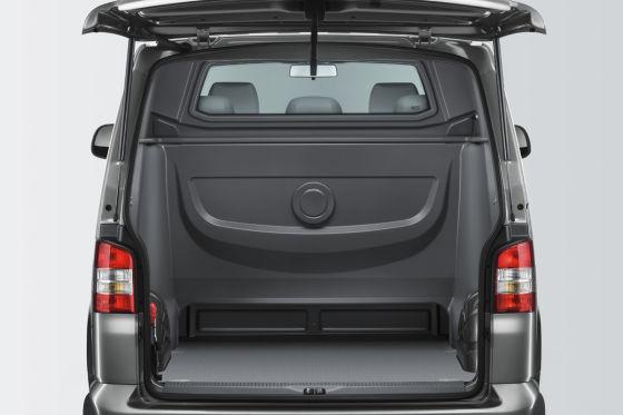 VW T5 als Kombi Doka Plus