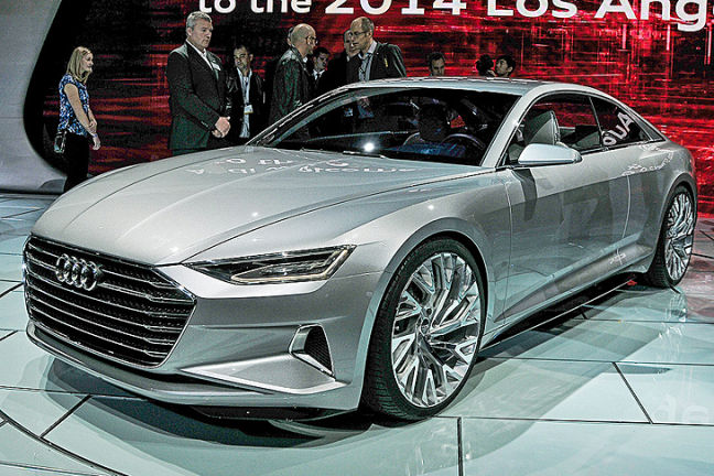 Video: Audi A9 Coupé Concept - autobild.de