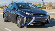 Toyota Mirai (FCV): LA 2014