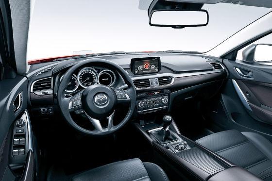 So kommt der neue Mazda6