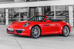 Porsche als Vermieter