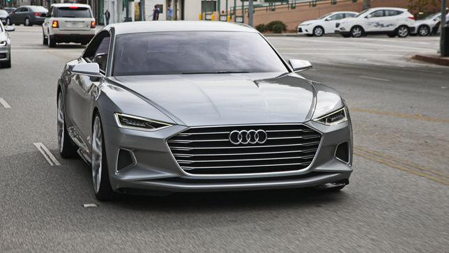 Video Audi A Fahrbericht Autobildde - Audi a 9