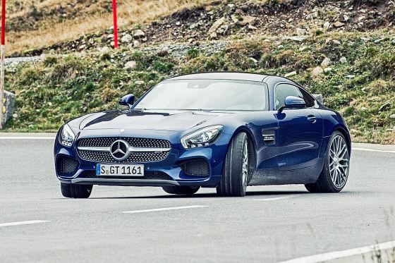 Mercedes AMG-GT S