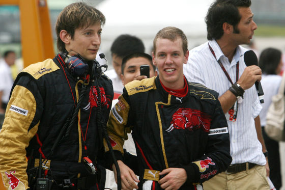 Rivola & Vettel