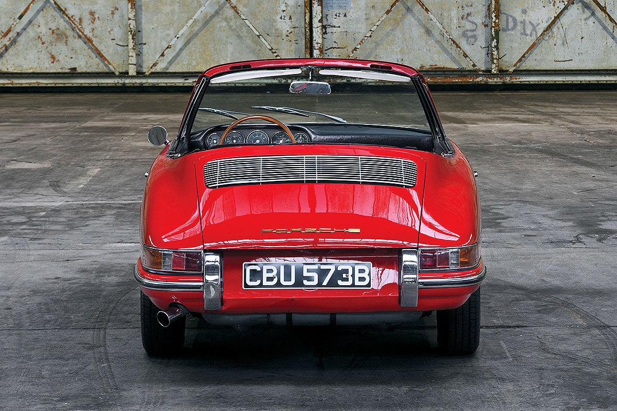 901-Fund in Brandenburg: Der Porsche aus der Scheune
