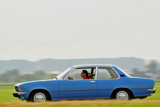 Tatort-Autos: Opel Rekord