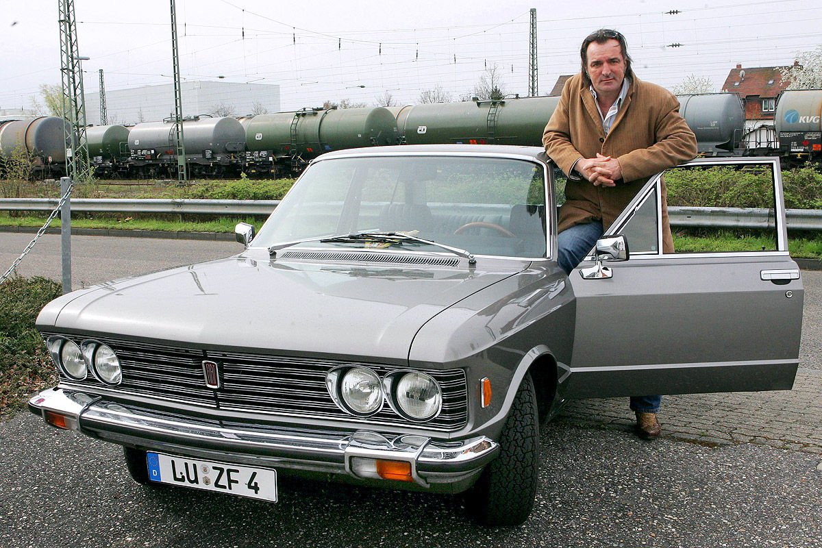 Tatort Ludwigshafen: Fiat 130