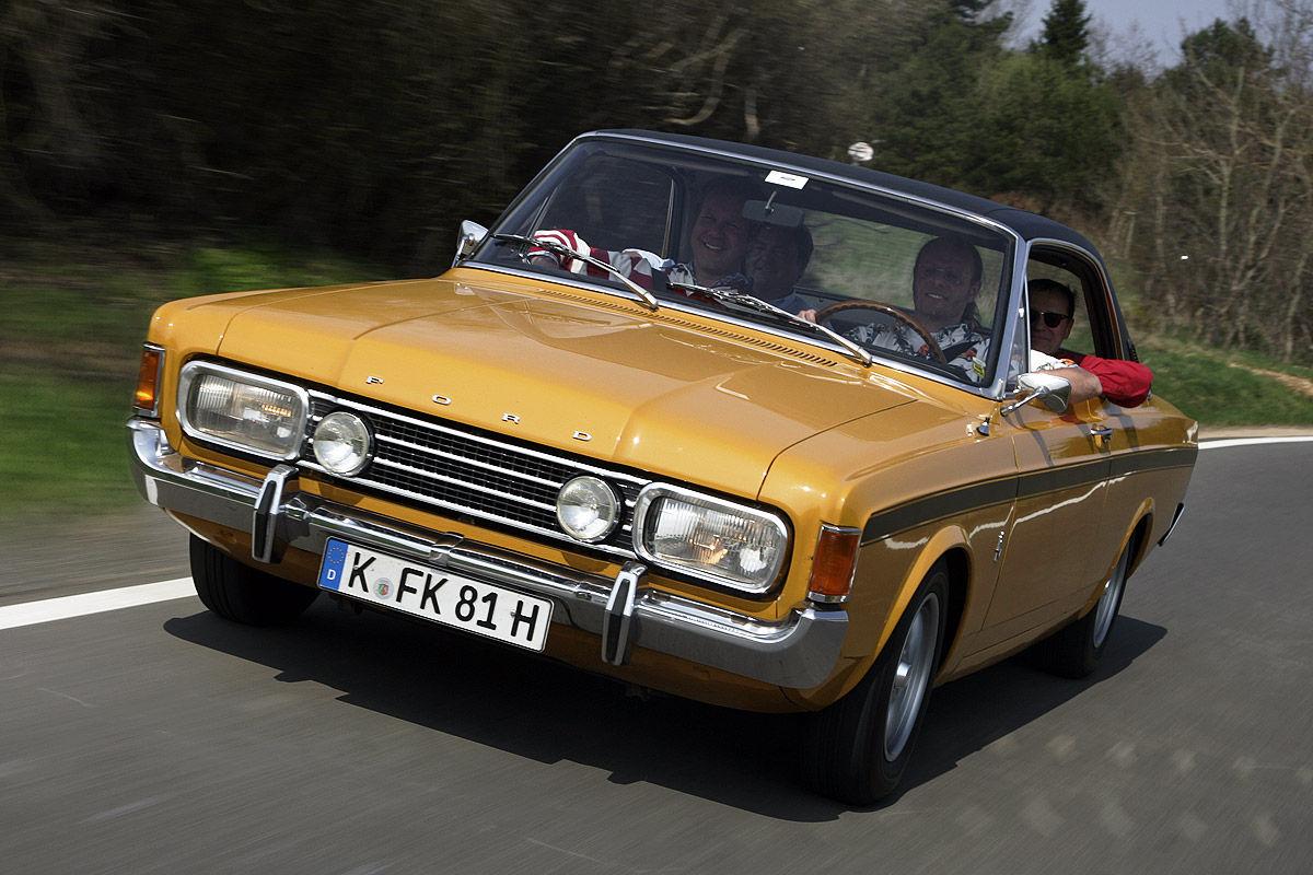Tatort: Opel Rekord C