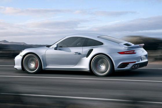 Mehr PS für den 911 Turbo