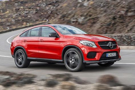 Ford Mustang 2018 Preisliste >> Das kostet der Mercedes GLE Coupé: Preisliste - autobild.de