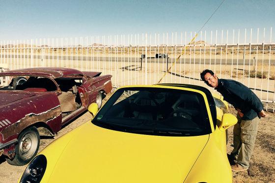 Porsche 911 Carrera GTS in Kalifornien