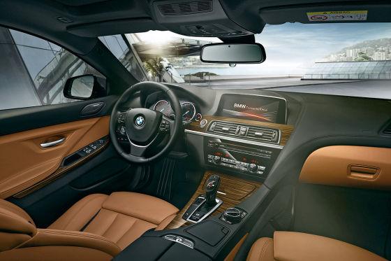 BMW 6er Cabrio Gran Coupé