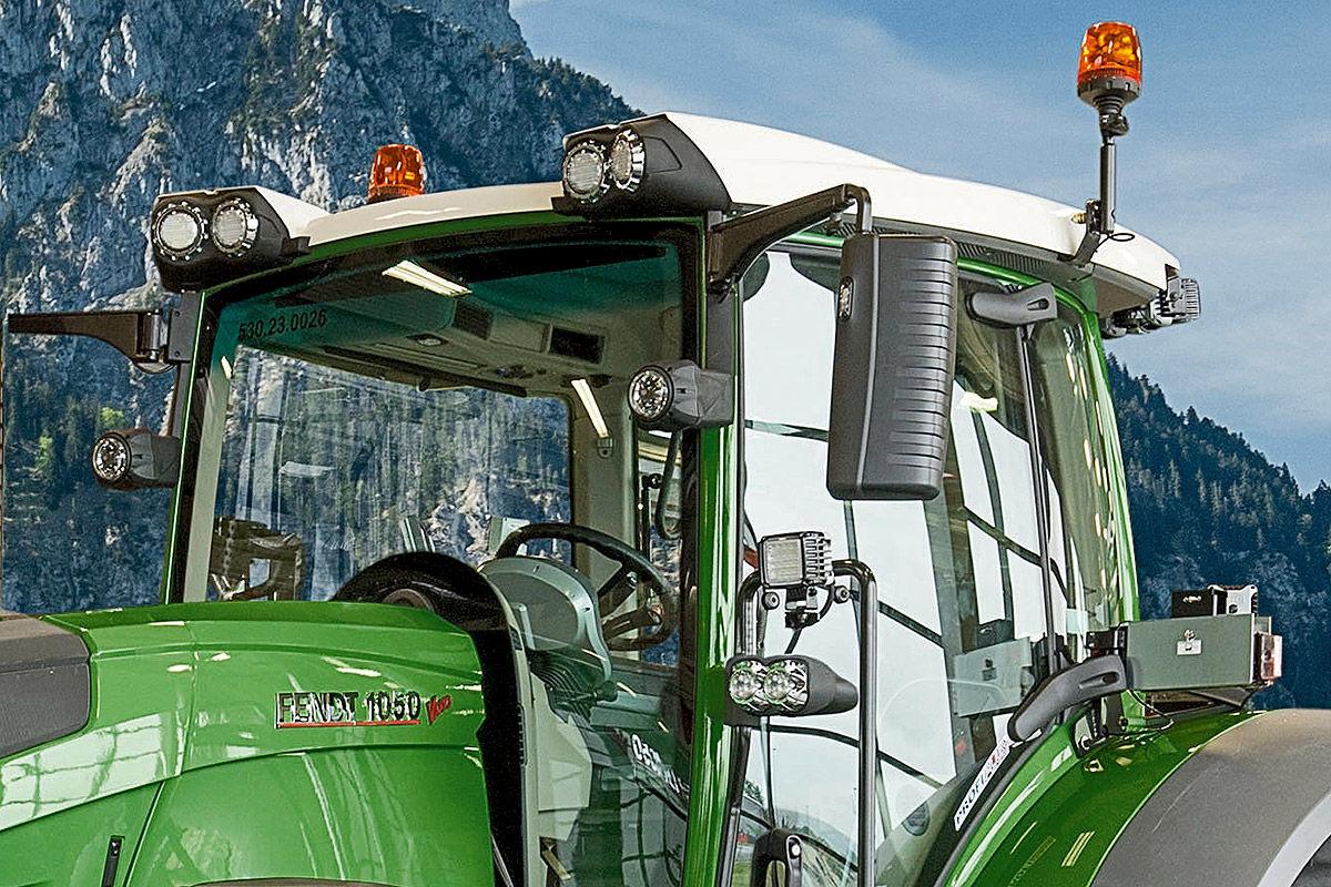 Der stärkste Fendt-Traktor hat 500 PS
