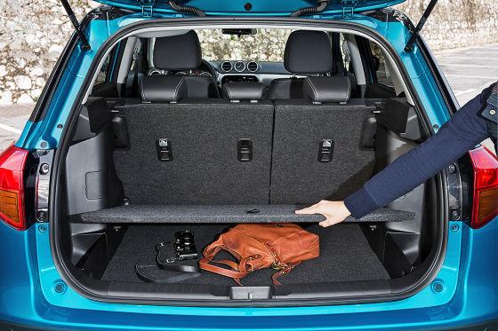 Suzuki Vitara Kofferraum