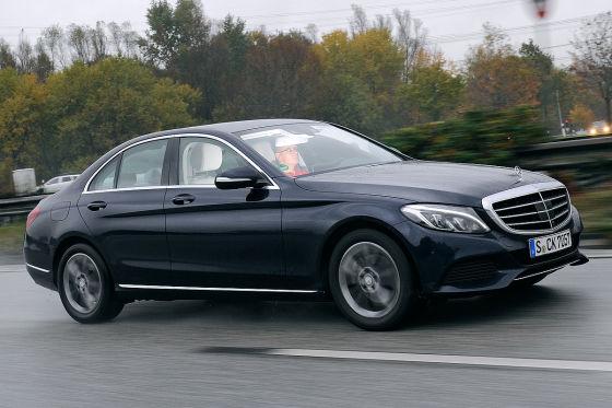 Mercedes C-Klasse