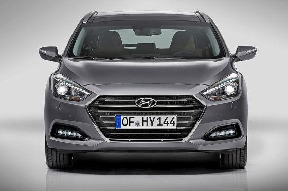 Hyundai i40 Kombi Front