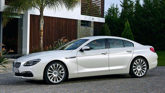 Video Bmw 6er Gran Coupe Facelift 2015 Autobild De