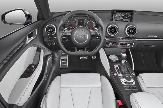 Audi RS 3 Sportback Innenraum