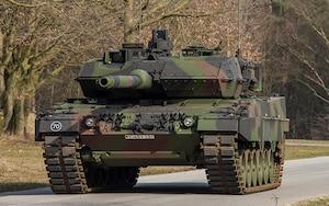 Neuer Leopard 2 A7 und weitere Kampfpanzer