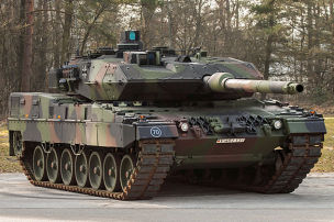 Das ist der Leopard 2 A7