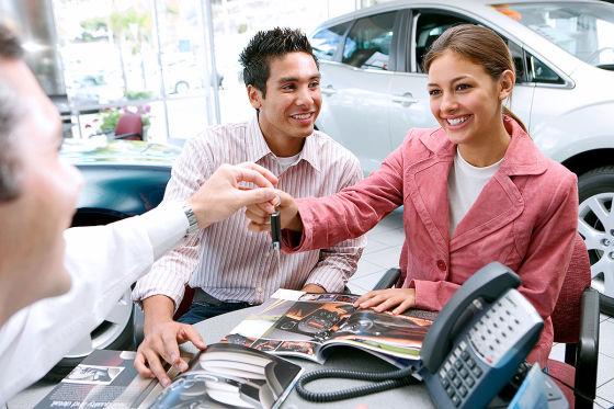 Vier Preise für ein neues Auto