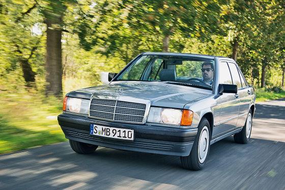 Mercedes Benz 190 E 2.3