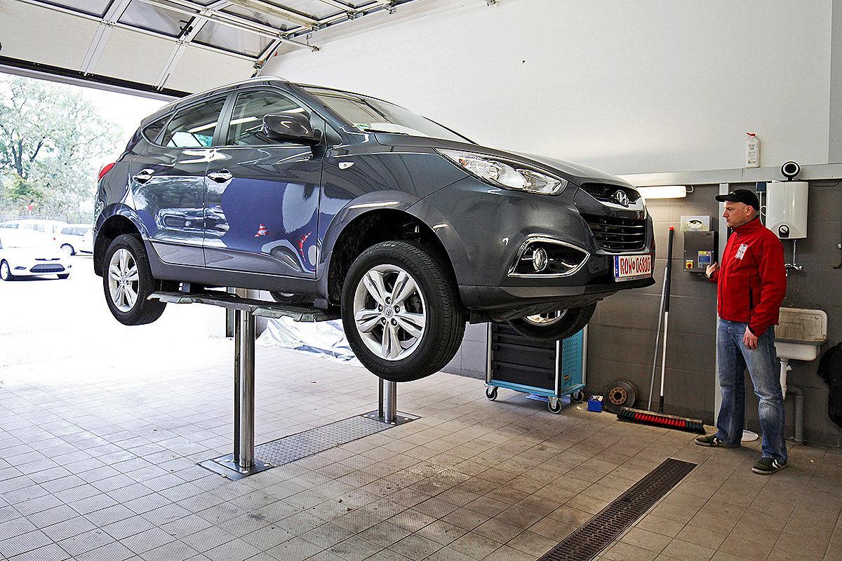 Gebrauchter Hyundai Ix35 Im Test Bilder Autobild De