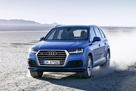 Audi pilotiertes Parken